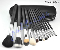 makeup brush set - HOT NEW Makeup Brushes Professional pieces Makeup Brush set Kit set FREE GIFT