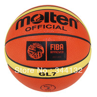 Wholesale New Arrival Molten Basketball ball GL7 basketball basketball ball for FIBA competition