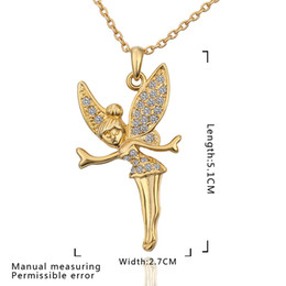 Wholesale - - lowest price Hot Sell 18k gold plated Necklace TN587
