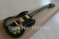Cheap Wholesale custom shop SG electric guitar EMS free shipping
