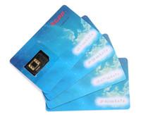 Wholesale Newest GPP newest ios7 unlock sim card for iphone s s c support att t mobile AU SB unlock