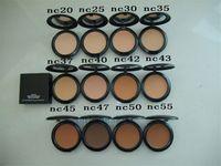 Wholesale 2014 New High quality HOT Makeup Studio Fix Face Powder Plus Foundation g A