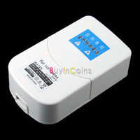 Wholesale Waterproof V A AC DC Adapter Power Supply For Surveillance Camera CCD White