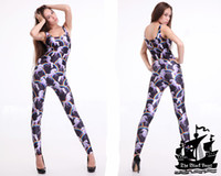 Casual Dresses Strapless A Line dresses HOT 2013 SEXY Fashion ATTACK OF THE UNICORN Catsuit Teddy Overall Clothes Club Costume Jumpsuit For Women S126-23