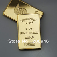 casting bars canada - New Canada crafts Scotiabank oz gold clad plated Bullion Bar in plastic Airtite Valcambi suisse gold bar