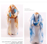 Wholesale 2014new Ink printing prevented bask scarf printed scarf women beach towels Polyester scraves wrap Christmas gift