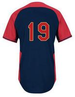 american paul - American League All Star Paul Molitor Blue Baseball Cool Base Jerseys Authentic Stitched Jersey Softball Sportswear
