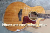 Wholesale NEW Chinese guitar Custom acoustic guitar cutaway guitar best guitar EQ