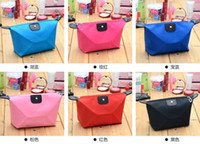 make up factory - 10 colors New Fashion Girl Pouch Bag Clutch Handbag Travel Make Up Cosmetic Casual Purse factory price candy color ZD251