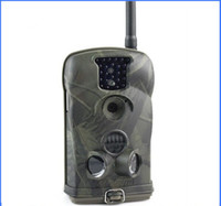 Wholesale hot Ltl Acorn MM HD MMS hunting trail camera Video nm GPRS Scouting Camera with external antenna DHL