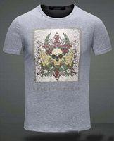 Cheap Men printing shirt Best Round Campus / Schoolyard Style round collar