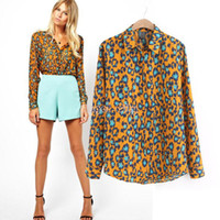 Where To Buy A Leopard Print Blouse 5