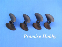 Wholesale blade fiber reinforced nylon propeller prop set diameter mm mm mm mm