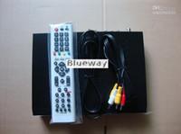Wholesale 5pcs New arrival receivers MPEG MPEG4 H amp Fully DVB azfox s2s azmax set top box azbox
