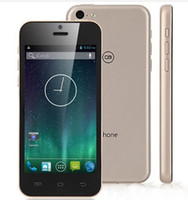 Wholesale Google play zophone I5S inch Android MTK6572 Dual Core Camera Bluetooth WiFi goophone i5s Cheap G Unlocked Smart Phone