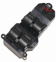Wholesale Brand new Hight quality Black Electric Power Window Switch for Honda Civic OE S5A A02ZA
