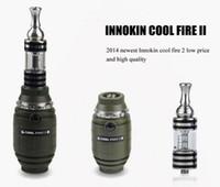Jungle Metal Innokin Authentic Innokin Cool Fire 2 iClear 30B Kit