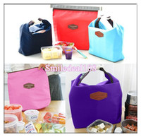 Wholesale Travel Outdoor Lunch Carry Bag Picnic Tote Container Cooler Insulated Thermal Waterproof Organizer Dinnerware Tool