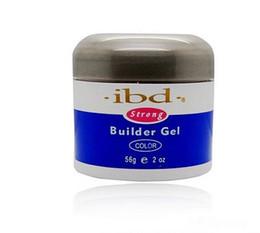 Wholesale 3 Color IBD UV Builder Gel Nail Art Clear oz g Nail Uv Gel for nail art false tips extension