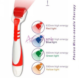 Wholesale 540 needle derma roller Micro Needle Skin Roller Dermatology Therapy Microneedle Dermaroller