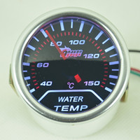 Wholesale 2 quot mm Pointer Car quot mm Pointer Car Water Temp Temperature Gauge Car and Motorcycle Truck