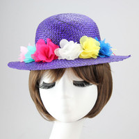 Wholesale Most popular Baby Children Hats Kids straw Hats Children Girls Top Hats Fashion Caps Colors