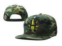 Snapbacks Unisex Summer HUF Camo Snapback Hats Snap Back Hip Hop Cap Men Women Snapbacks High Quality Cheap Outdoor Sports Caps Stylish Summer Sun Hats for Sale