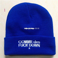 Snapbacks Men Spring & Fall free shipping,2013 new arrived,comme des fuck down man beanies fashion wool hat,10piece lot