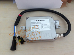 Wholesale Hylux HID canbus ballast AC V V W Hylux Canbus Error Free Digital Ballast For HID Conversion Kit For latest BMW BENZ VW Mercedes Audi