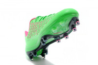 Soft Spike brazil shoes - Nkks Magista Opus FG Brazil VoltMetallic socccer shoes low price Men football boots Indoor sports shoes