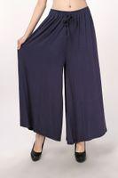 Women Wide Leg Loose Hot Women's Casual Stretch Pants Wide Leg Long Bohemian Loose Palazzo Trousers