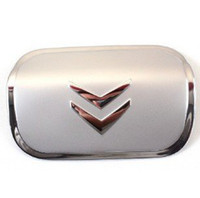Wholesale Citroen C5 High quality stainless steel Fuel tank cover Trim