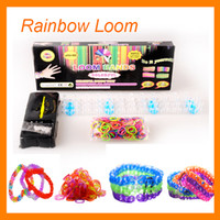 Cheap Link, Chain Rainbow Loom Best rubber Bracelets Type Rainbow Loom Kit