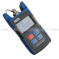 Wholesale TL510C TL Optical Power Meter With FC SC ST Connector dBm for CCTV Test H0028