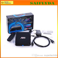 Cheap Quad Core M8 TV Box Best Included 1080P (Full-HD) TV BOX