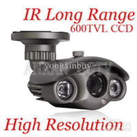 CCD 600TVL Yes ANRAN- - High Resolution CCTV 600TVL Sony CCD Waterproof IR Array Security Camera