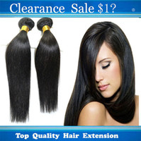 Wholesale 35 Off TOP SELLING Hair Extensions A Indian UNPROCESSED Virgin Human Hair Silky Straight Hair Weft Weave Diamond Quality Dyeable