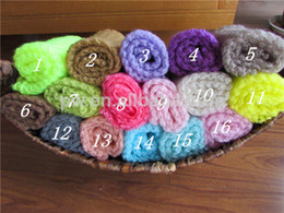Wholesale baby mohair wrap baby photo props baby clothing
