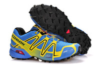 Wholesale Newest cool color models Salomon Speedcross Women s Running Walking Ourdoor Shoes Sport CS XT D wings ultra sneakers