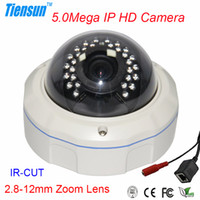 Wholesale Security System Onvif MegaPixel Full P HD Indoor Network Mini Dome IP CCTV Camera Home Security mm Lens Infrared m OB25
