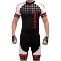 Wholesale 2014 New Fashion Cycling Jersey Shorts Bike Clothing Bicycle Wear Outdoor Riding M L XL XXL Mens Hot Sale BC412 W1042A