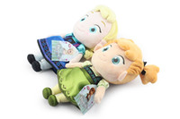 2014 New Frozen childhood Plush Elsa Anna baby plush Soft To...