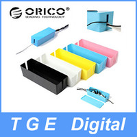 Wholesale ORICO PB3218 Cable Box Electrical Outlet Power Strip Wire Cord Collection Storage Box Management ray Tidy Device Colors
