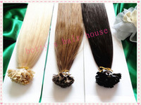 Brazilian Hair 60#613/ Straight DHL free shipping 18''-28'' 3pcs lot Straight Flat tip Virgin Brazilian remy human Hair Extensions, mixed length available