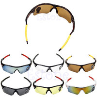 Wholesale MIN ORDER Men Cycling Bicycle Bike Sport Fishing Driving Sunglasses UV Protection Glasses