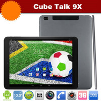 Wholesale Cube Talk X Octa Core MTK8392 G Tablet PC inch x1536 phablet Android GB GB or GB Bluetooth GPS