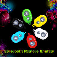 Wireless Camera Bluetooth Remote Shutter for IOS Android iPh...