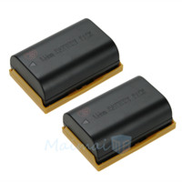 Standard Battery Camera Batteries Yes 2 Pcs LP-E6 Lithium Battery for Canon EOS 6D 60D 7D 70D 5D Mark II III Camera