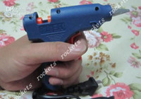 Wholesale Hot Melt Glue Gun Crafts Repair Tool D7mm US TO EU Adapter Watt V Mini Electric Trigger