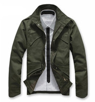 Men Stand Collar Long Sleeve Free Shipping New Slim Sexy Top Designed Mens Jacket Jeans men men top CoatBlack,Army green,Gray,Wholesale&Retail,hot Plus size XXXXL 4XL
